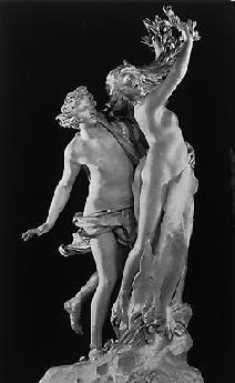 Barokna statua i pokret