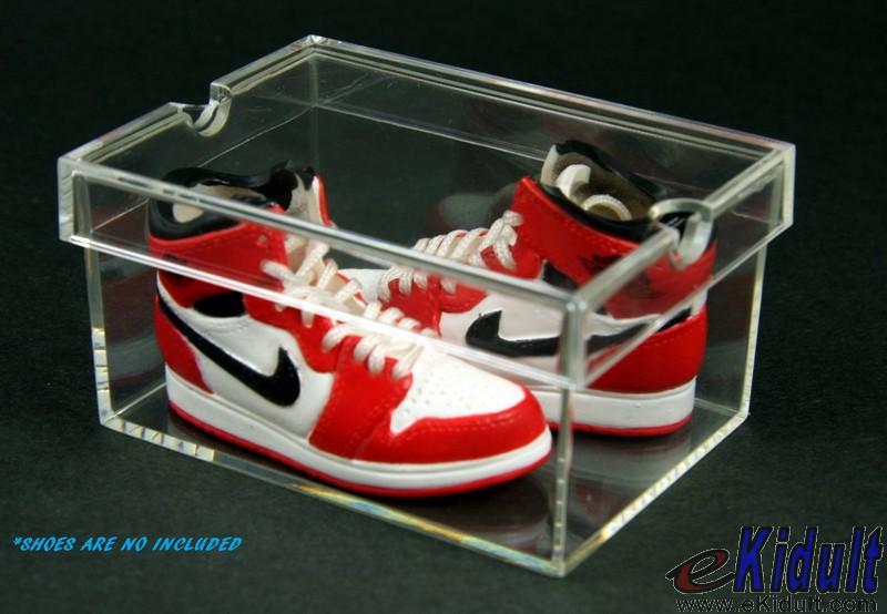 Ekidult 1 6 Figure Clear Display Sneaker Shoe Box