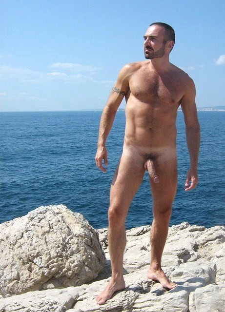 Men Naked Outside - Page 3-5507