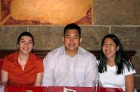 Nicole, Charles and Angela