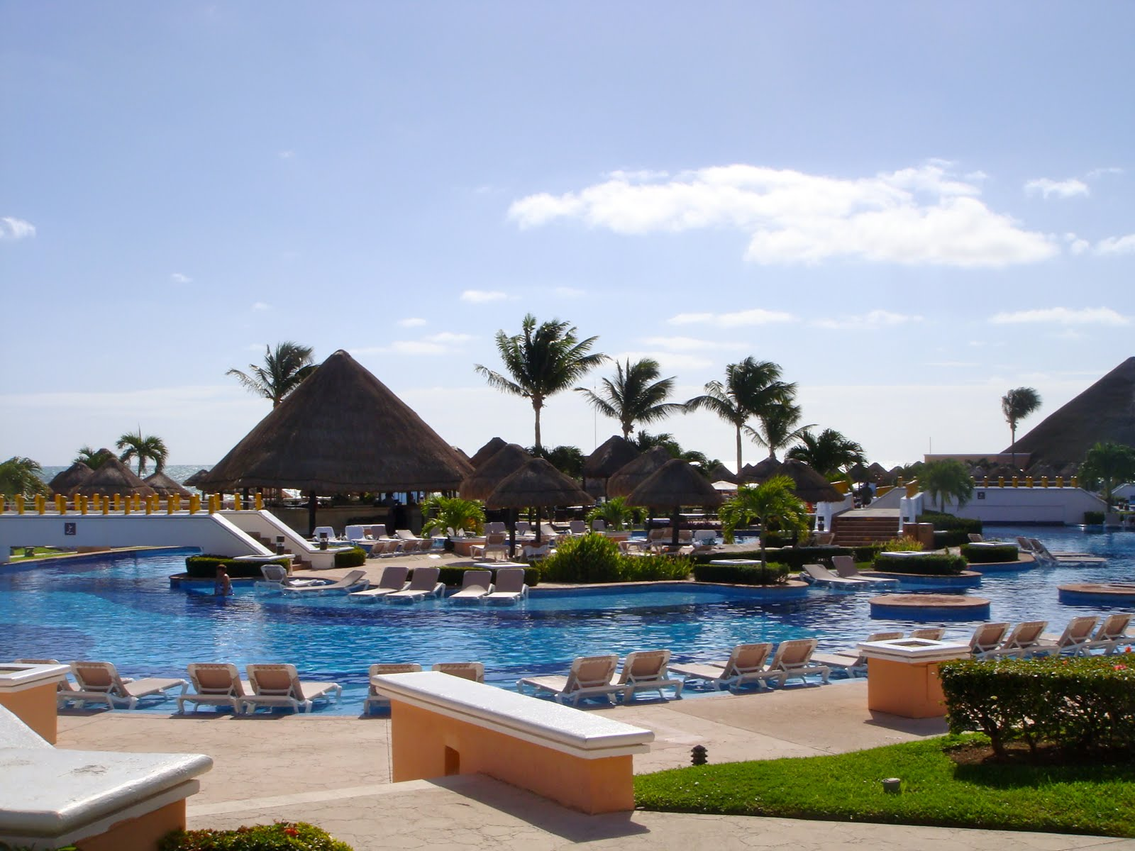 Knerq Review Moon Palace Golf  Spa Resort Cancun Mexico