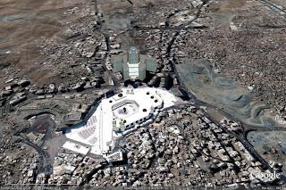 Model 3D Masjid Al-Haram Makkah 2