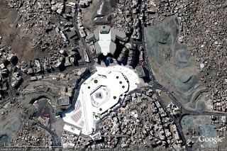 Model 3D Masjid Al-Haram Makkah 1