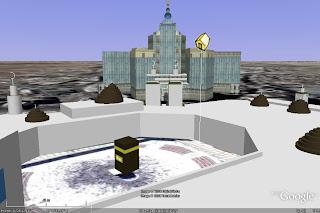 Model 3D Masjid Al-Haram Makkah 4