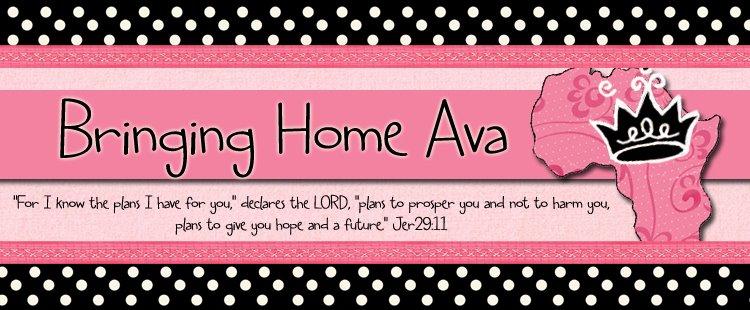Bringing Home Ava