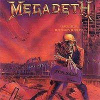 Megadeth Peace Sells But Who's Buying? album cover