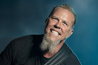 Image of James Hetfield of Metallica. Megadeth Peace Sells But Who's Buying? Review