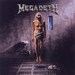 Countdown to Extinction album cover, Megadeth album cover