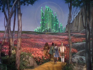 Emerald City, Wizard of Oz