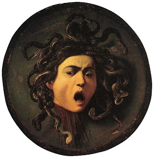 Medusa. Gorgon. God?