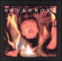 Nevermore Politics of Ecstasy album cover