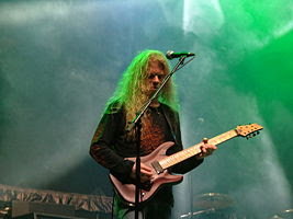 Jeff Loomis guitar god