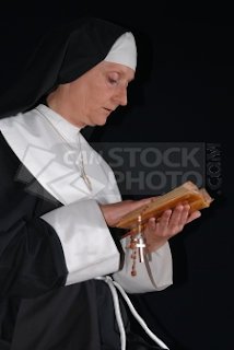 Nun from Can Stock Photo