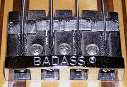 Badass bridge. The term badass is actually copyrighted to this company.