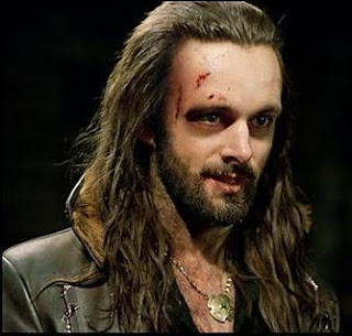 Michael Sheen as Lycan in Underworld.