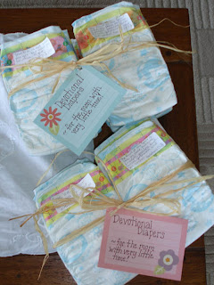 for a baby shower gift that new moms love devotional diapers since you