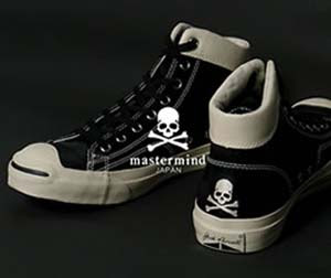 0689bc233cef NaDaCow  Converse x Mastermind Japan x Beams Jack Purcell Mid