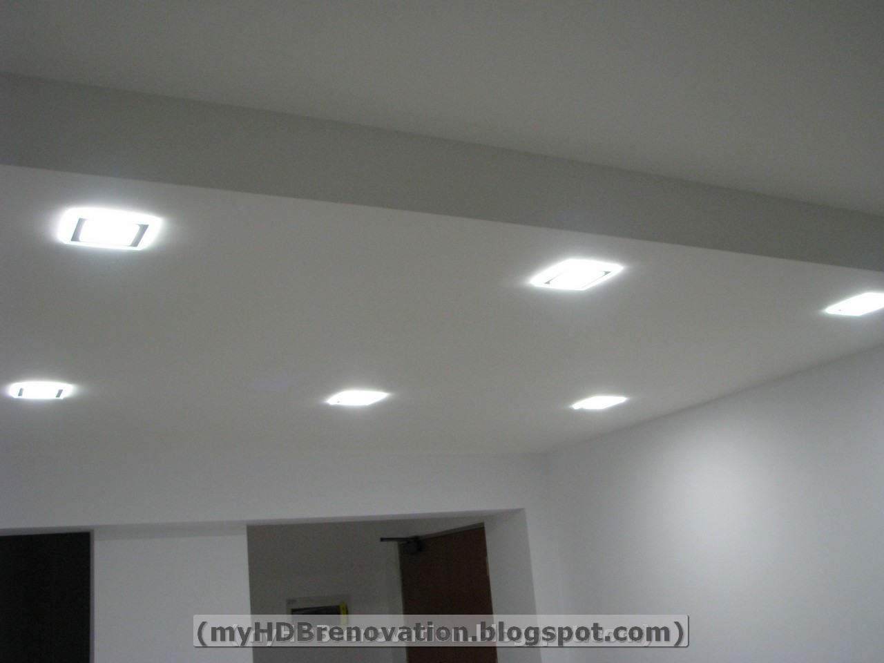 A Tale Of Hdb Renovation How I Chose My Plc Downlights