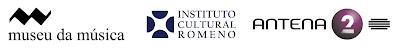 Logos Museu da Música, Instituto Cultural Romeno e Antena 2