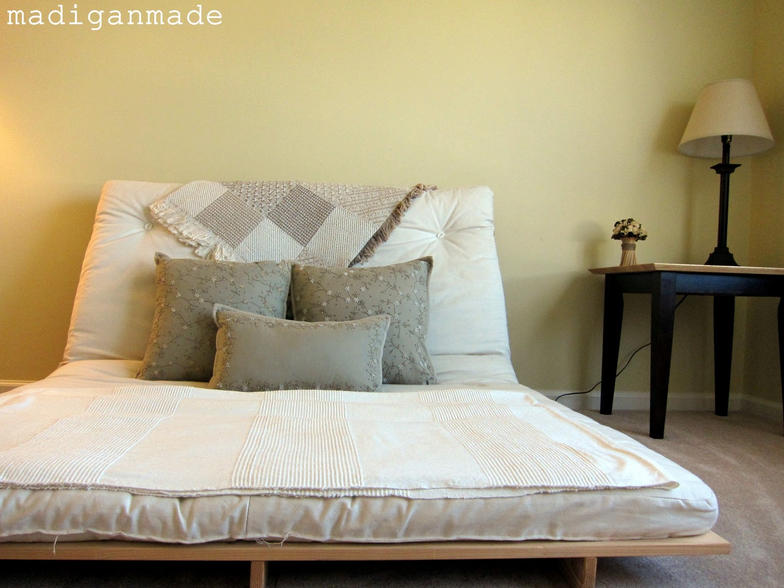 How To Make Futon Cover Loris Decoration