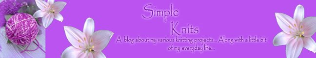 Simple Knits