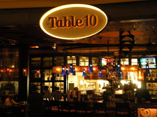 Exceptional Table 10, Las Vegas Nevada