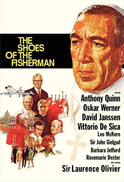 Shoes Of The Fisherman Movie Review