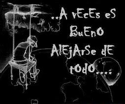 la tristeza es bonita, la soledad es tragica..