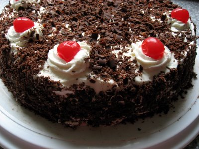 Recipe Book Black Forest Cake Recipe