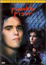 edc8e8ac8736e UM DOS FILMES DA MINHA VIDA Ficha Técnica Titulo Original  Rumble Fish  Realização  Francis Ford Coppola Argumento  S.E. Hinton baseado no seu livro