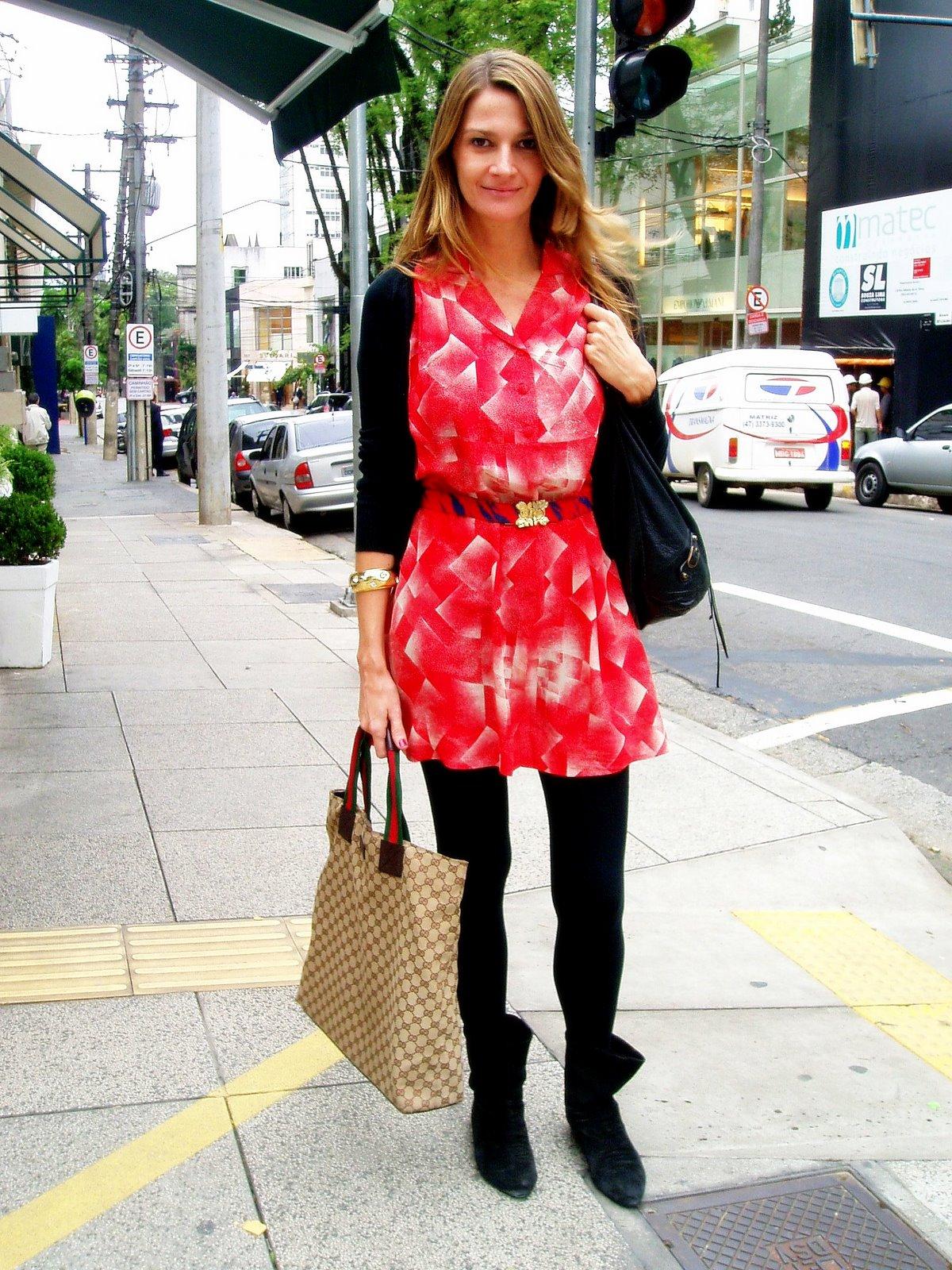 Brazilian Street Style The Fashion Spot