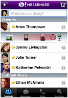 Yahoo Free Video Call for iOS (Apple): IM 2.0