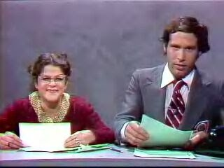 Weekend update with Chevy Chase and Emily Litella: