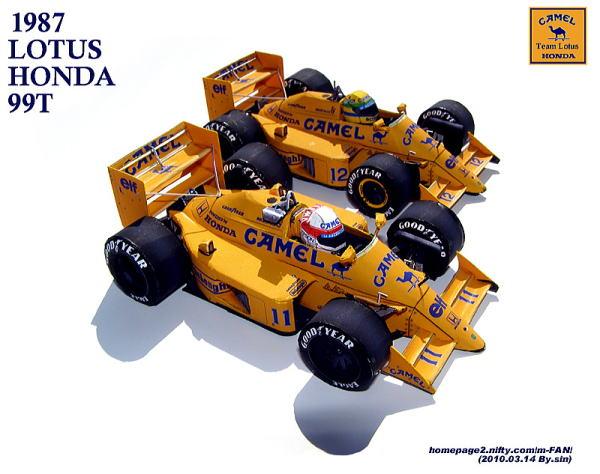 Coches de Formula 1.Recortables para Imprimir y Construir
