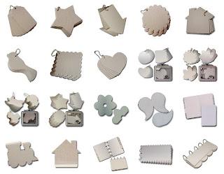 scrapbooking, plantillas, moldes, tarjetería, manualidades