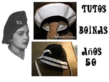 sombreros, gorros, boinas,militares, vintage, patrones, costura