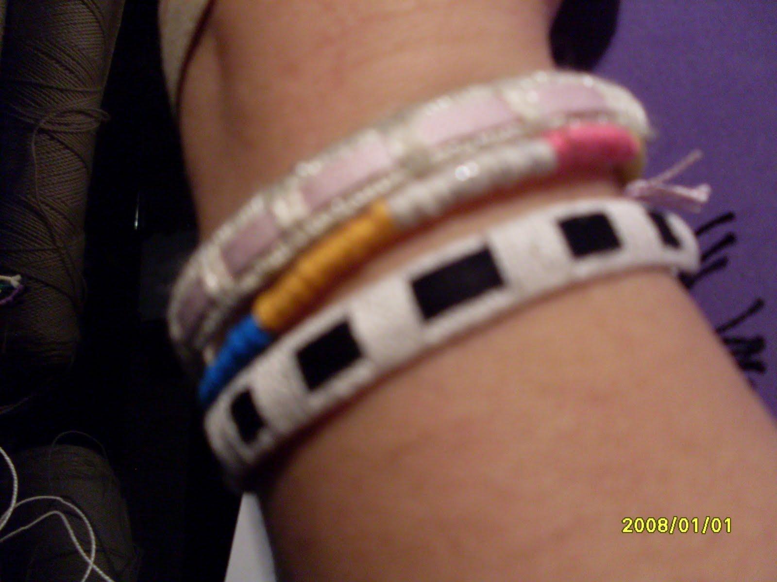 pulseras, brazaletes, banderas, países, bisutería, manualidades, amistad