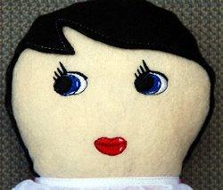 muñecas, emily, olivia, juguetes, labores, manualidades