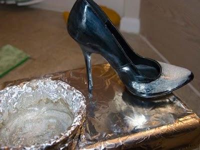 Como hacer Zapatos de Fiesta tutoriales