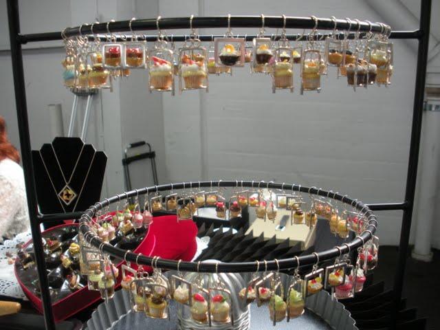 San Francisco Chocolate Salon - earrings