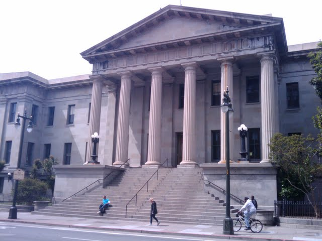 Barbary Coast Trail - The Old Mint