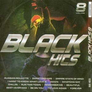 Black Hits Vol 8 2010