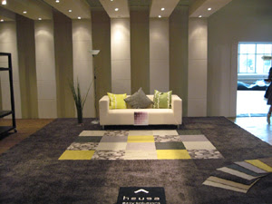 funky lounge flooring