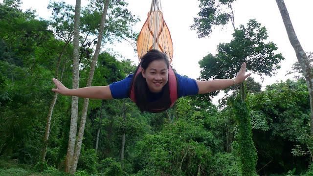 Lake Sebu, Philippines, Zipline Adventure