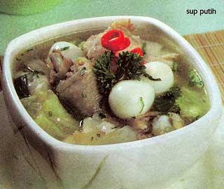 Sup Putih