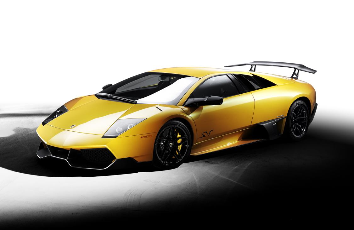 Exotic New Car: Behold The 4-Door Lamborghini Sports Car