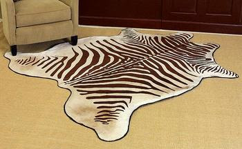 Houston design blog material girls houston interior design for Cowhide rug houston