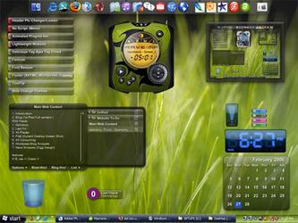 Windows Blinds theme