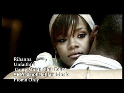 rihanna unfaithful hair. VideoClip Rihanna - Unfaithful