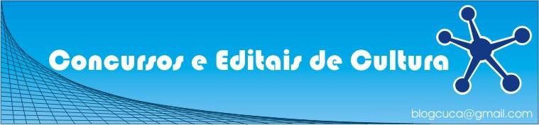Concursos e Editais de Cultura